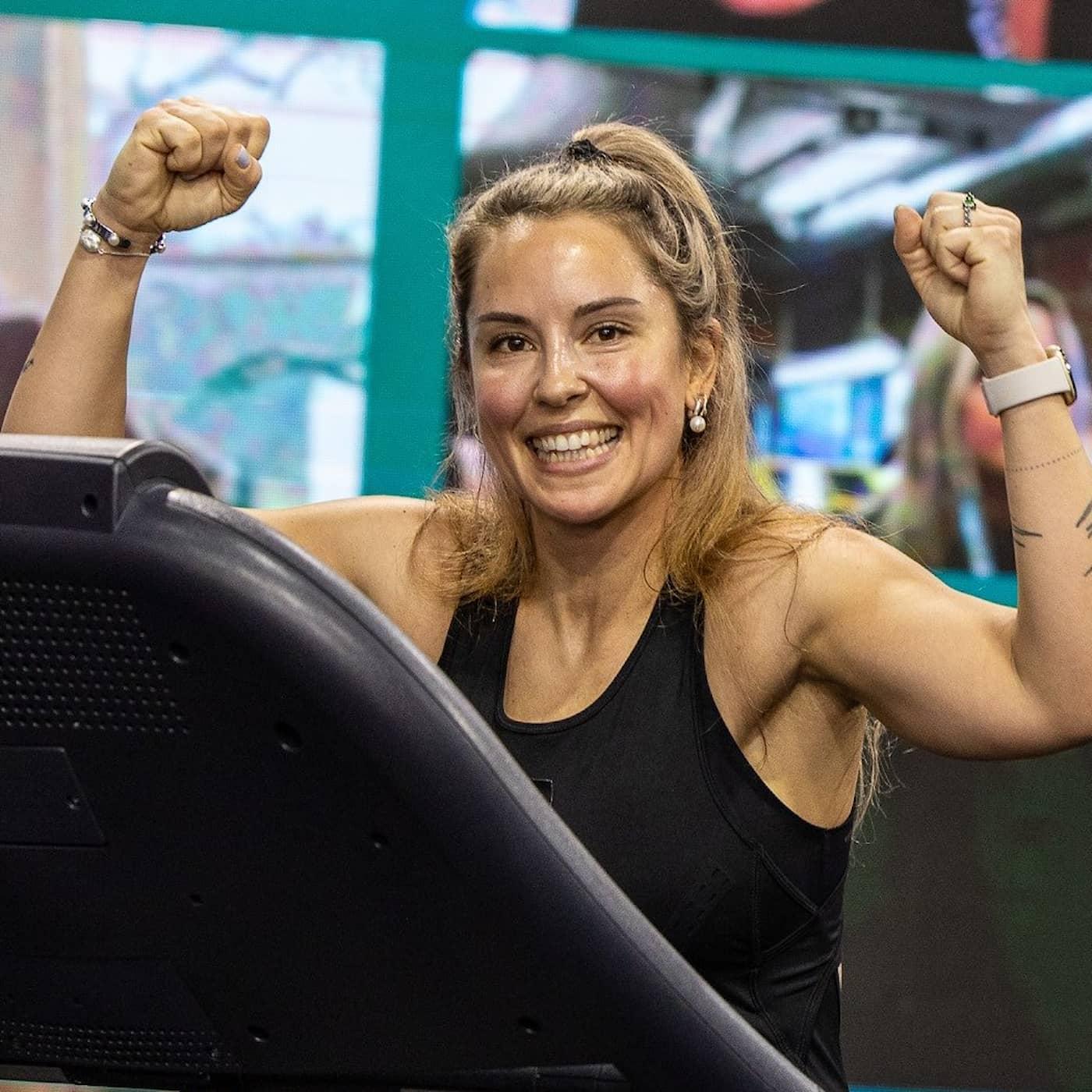 6. Musikhjälpenpodden: Alexandra Pizzoni besteg Mount Everest på löpband