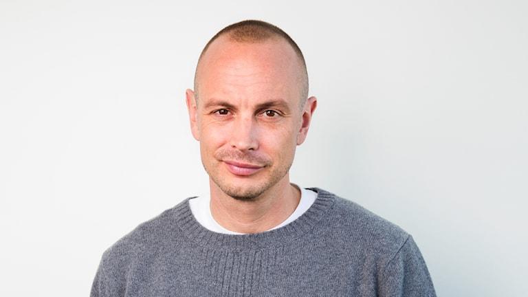 Petter P-Lex Alexis Askergren. Foto: Mattias Ahlm/Sveriges Radio.