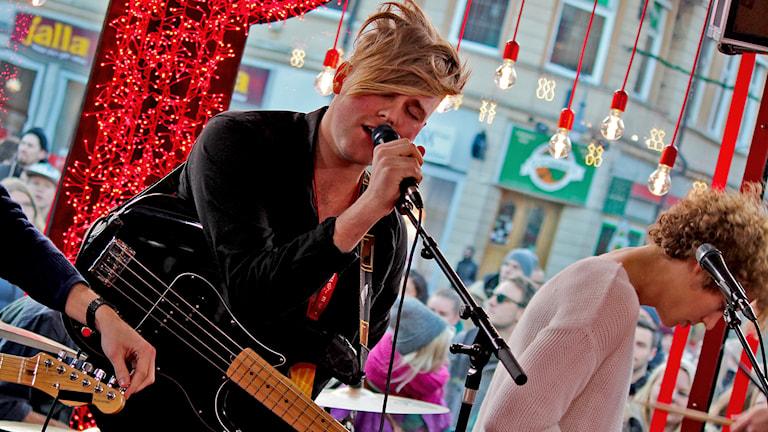Urban Cone. Foto: Sveriges Radio