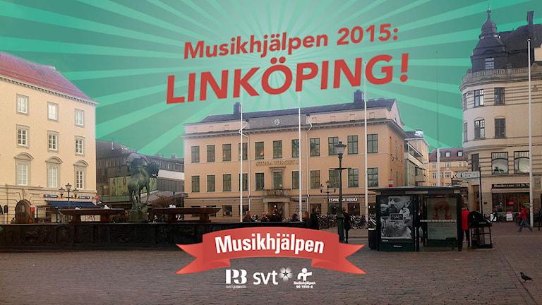 Musikhjälpen 2015 i Linköping