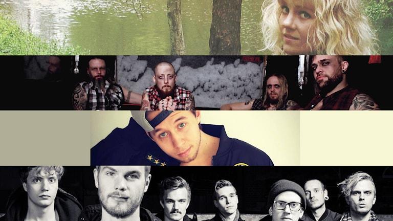 Ida Wiklund, Knogjärn, Nick Hammer och Vapenbröder #spelarförmh15