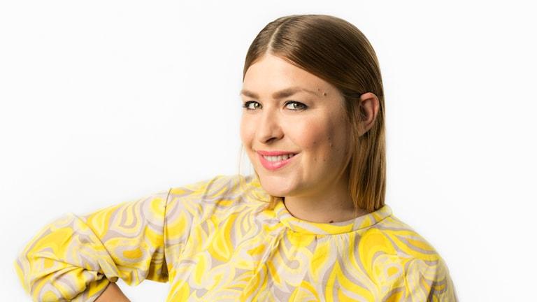 Linnea Henriksson. Foto: Foto: Mattias Ahlm/Sveriges Radio