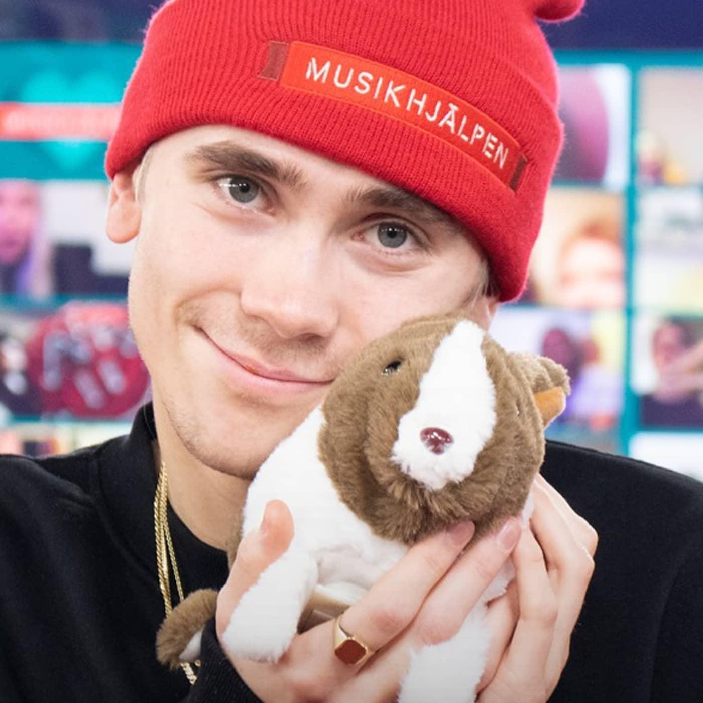 7. Musikhjälpenpodden: Kaninerna knäcker Felix Sandman