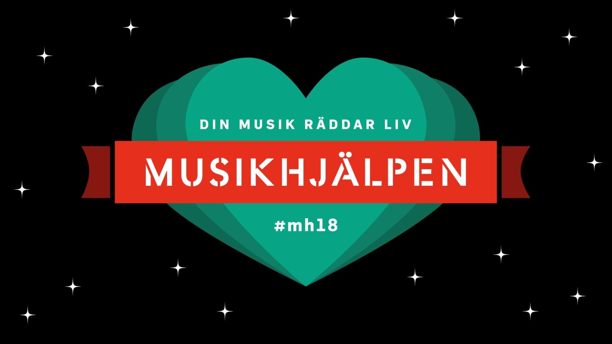Musikhjälpen 2018: Torsdag