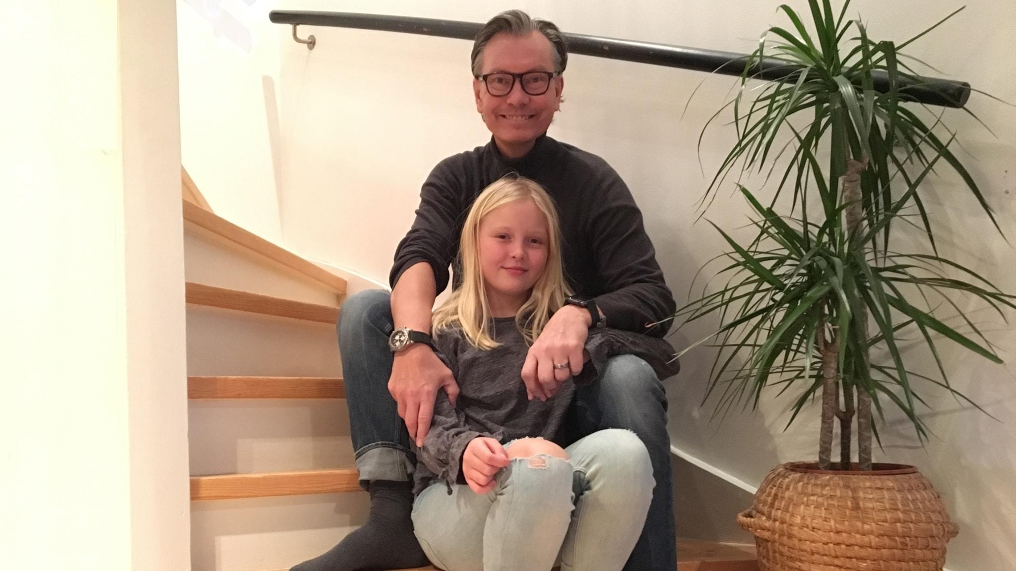 Nobelprismedicin räddade hennes pappas liv - Nyheter i Barnradion