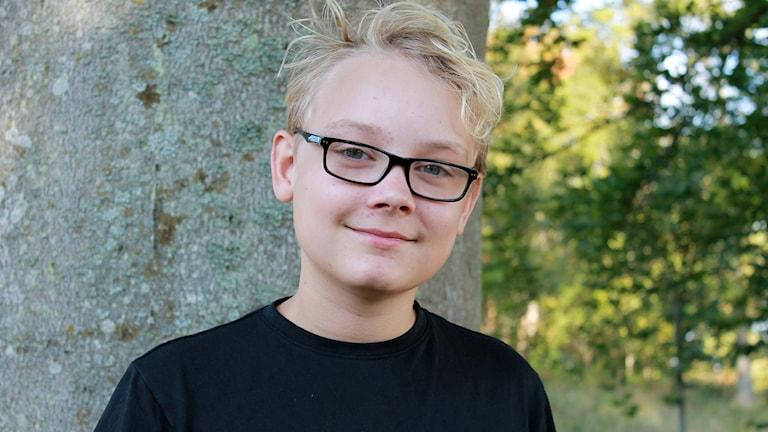 Olle Rydqvist. Foto: Anna Tigerström/Sveriges Radio