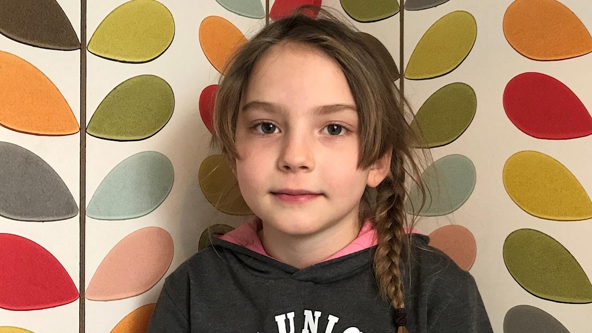 9-vuotias Elma