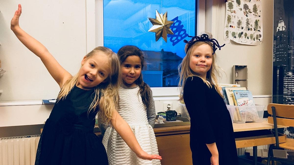 Nova, Bella ja Leah