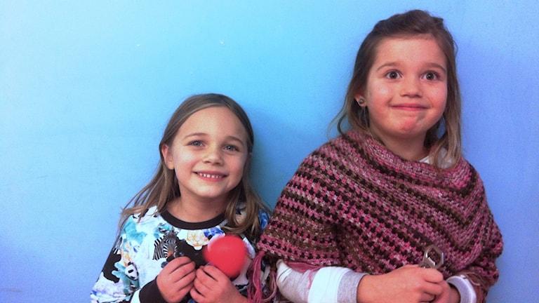 Raatilaiset Laura ja Emma