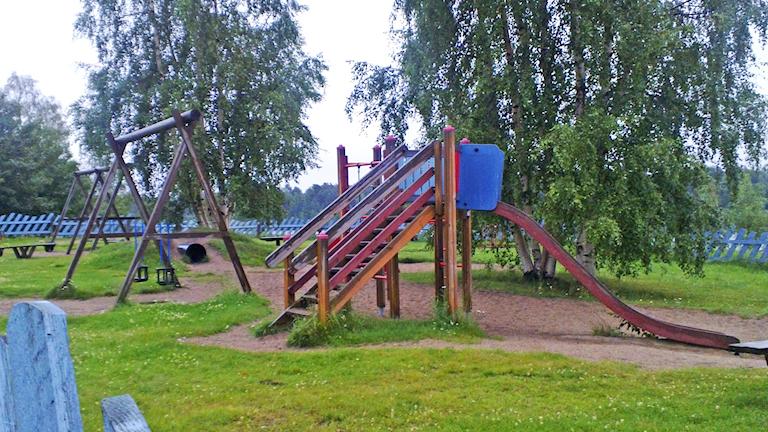 Vanskun leikkipuisto