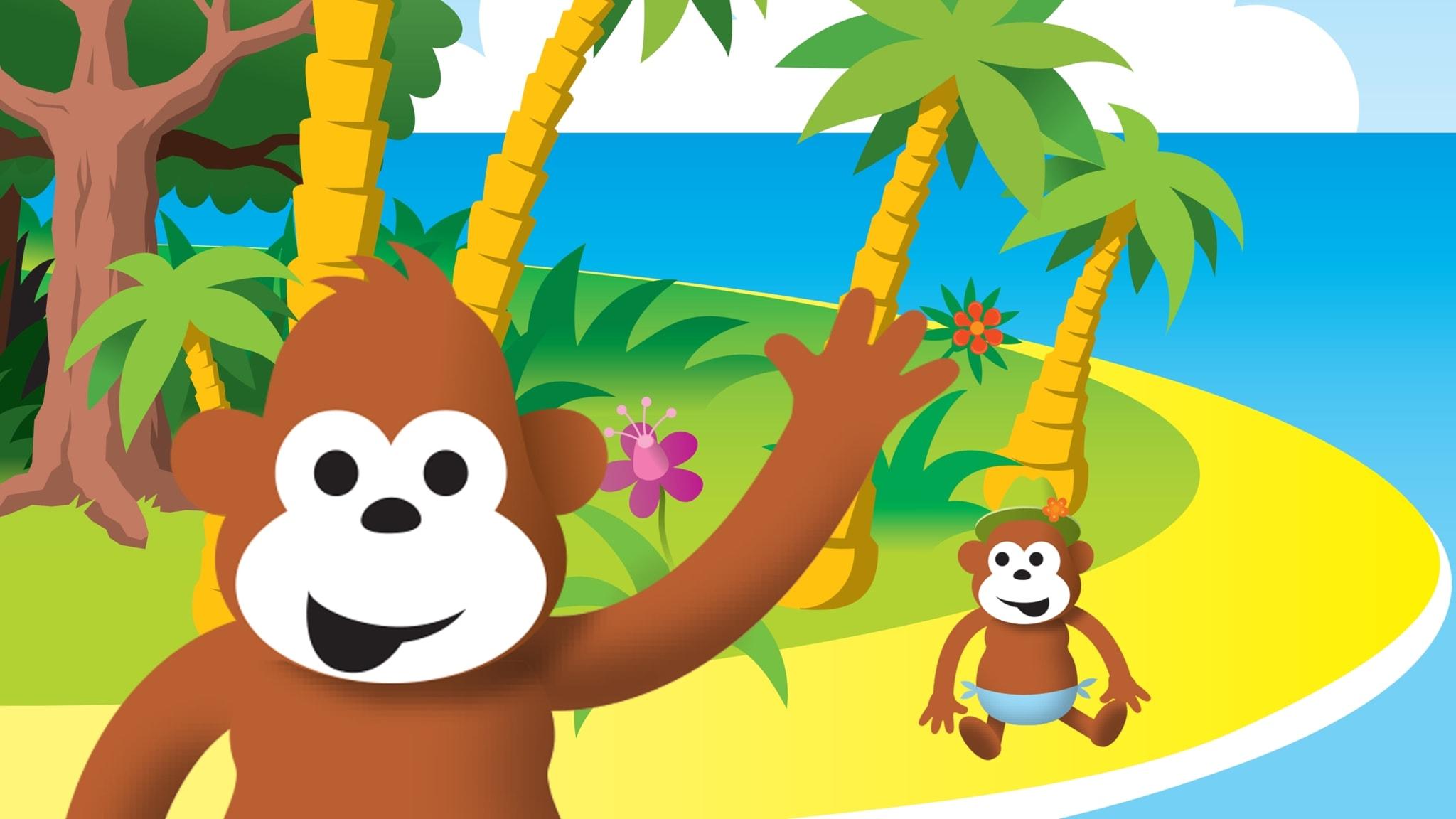 Tarina: Gorilja lapsenvahtina