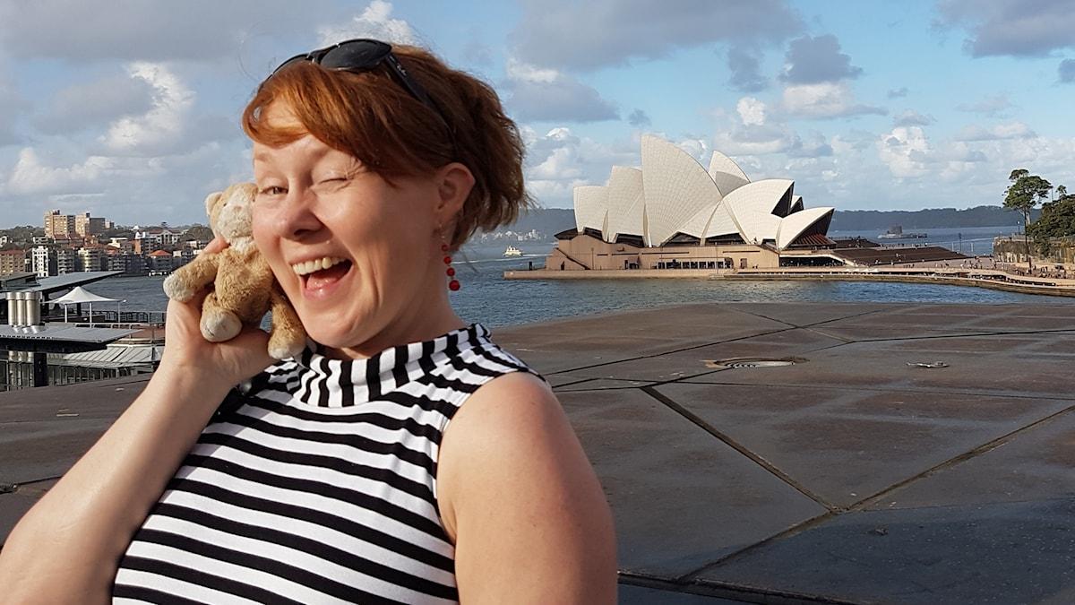 Kissa, Katja ja Sydneyn oopperatalo