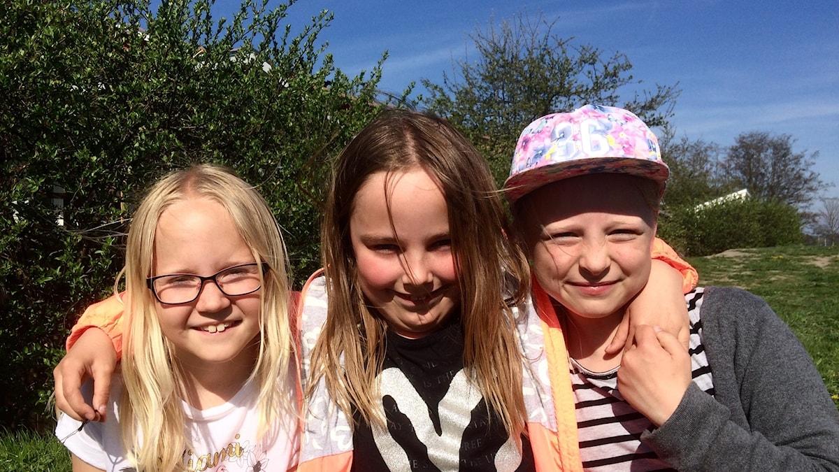 Emma, Isabella ja Molly