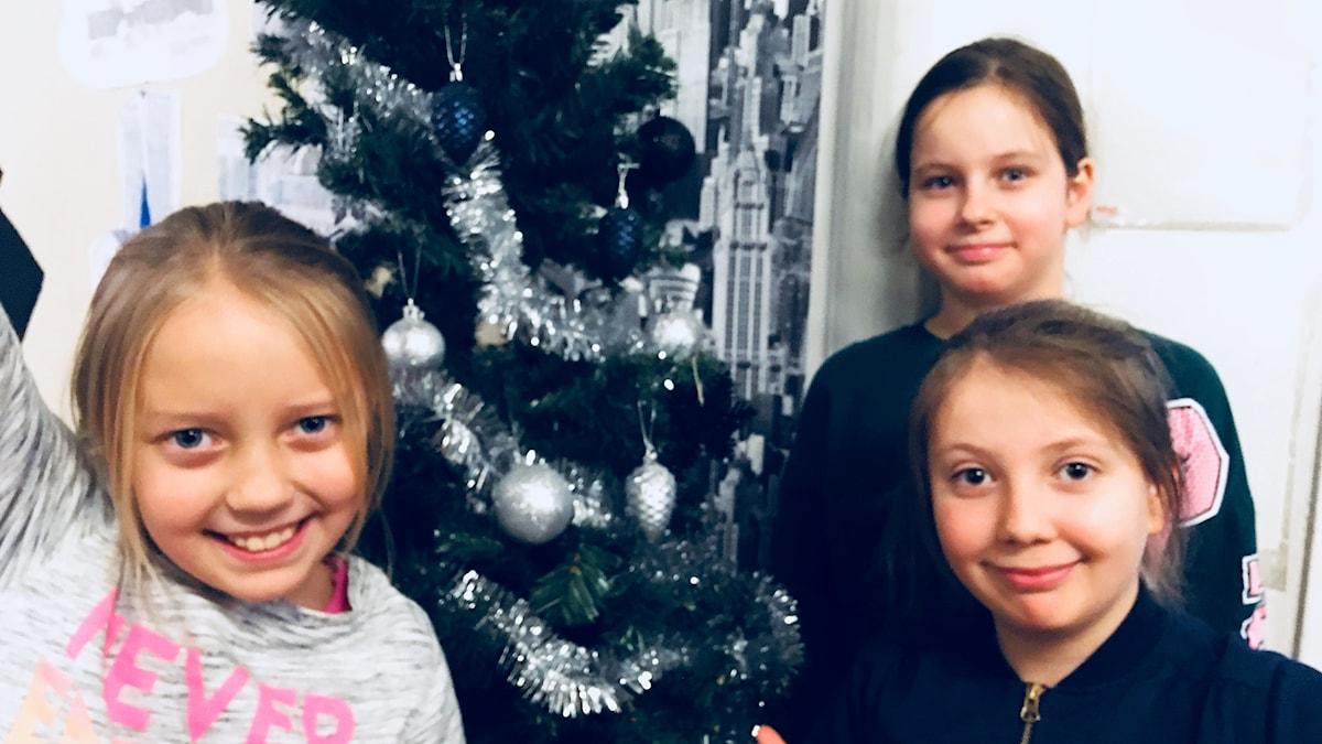 Shanelle, Lorena ja Natalie