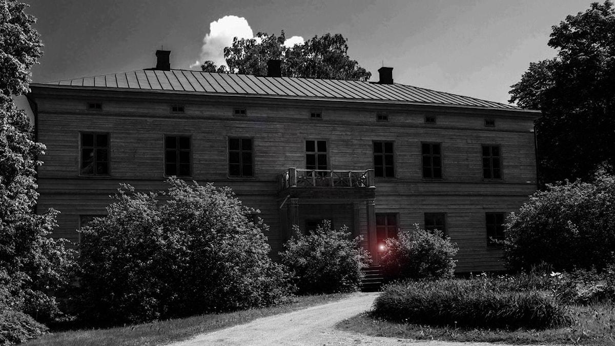 Pelottava talo