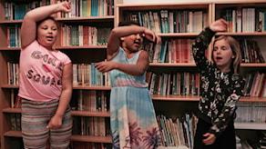 Havanna, Ariana ja Fanny tanssivat