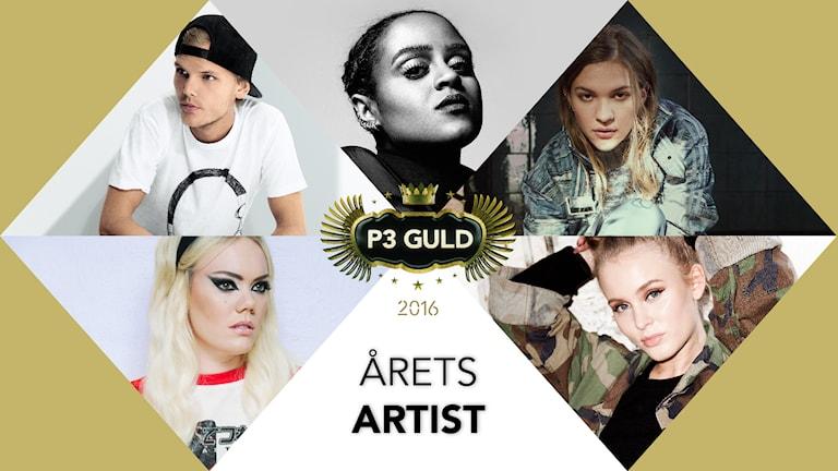 Årets artist 2016