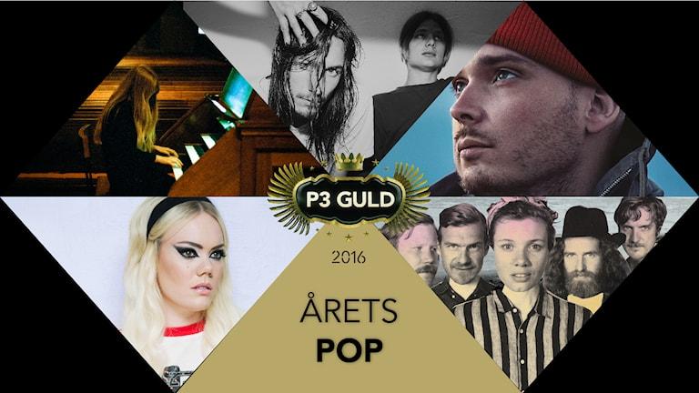 Årets pop 2016