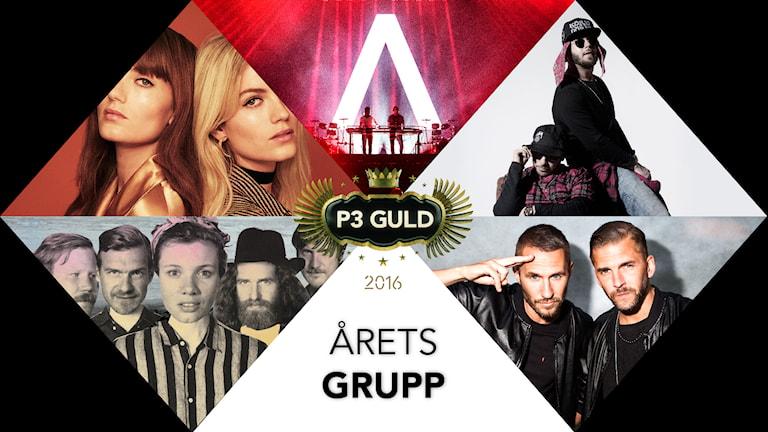 Årets grupp 2016