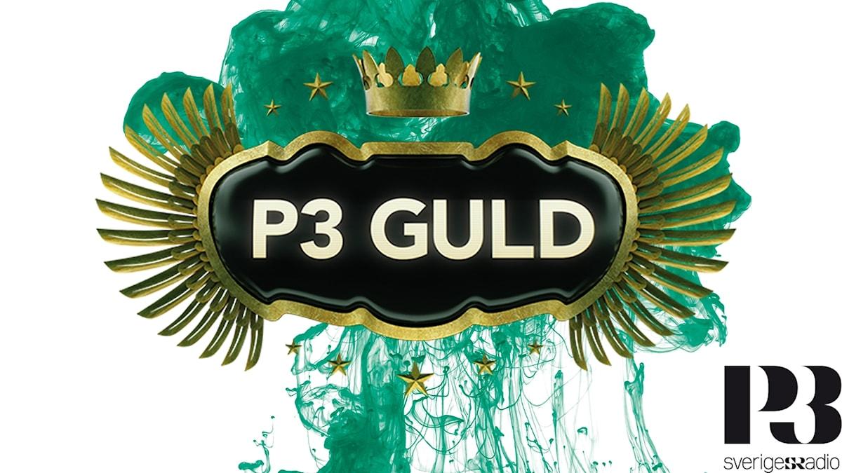 P3 Guld LOGGA