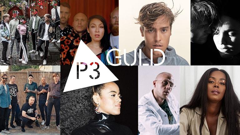 P3 Guld-galan 2019