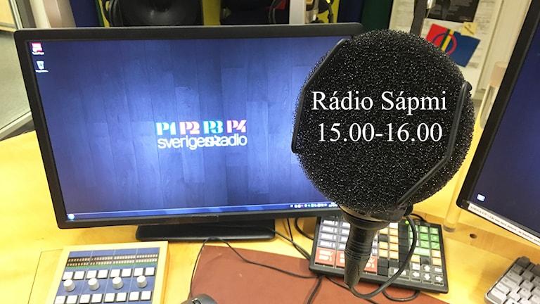 Programbild för Rádio Sápmi