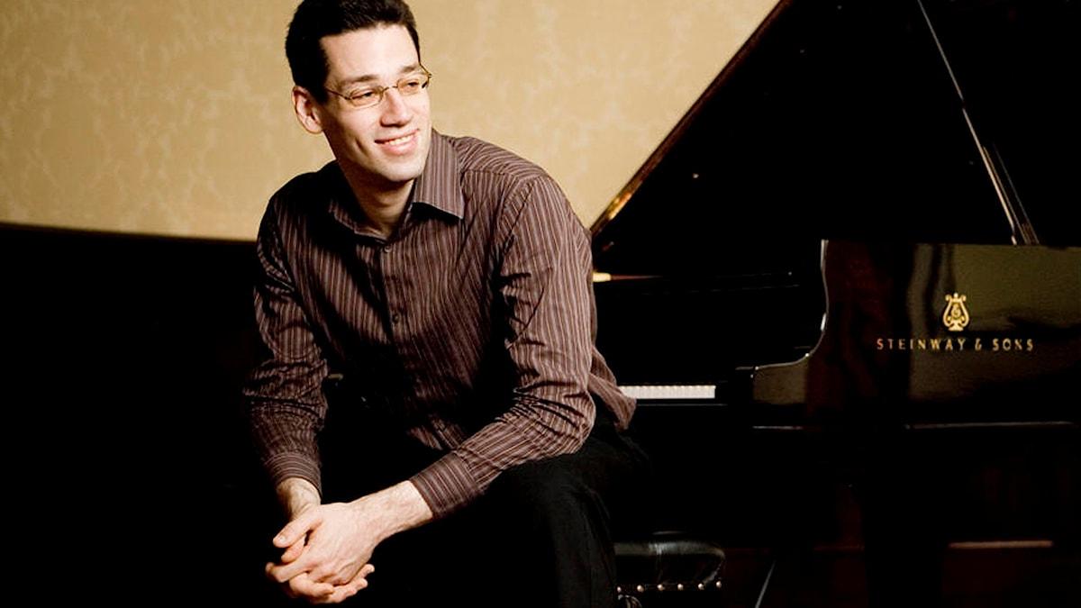 Jonathan Biss. Foto: Jimmy Katz.
