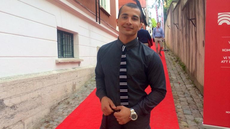 Arkan Asaad tvingades in i ett äktenskap med sin kusin.