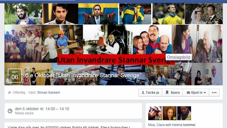 Kampanyaya bê bioyaniyan Swêd radiweste.