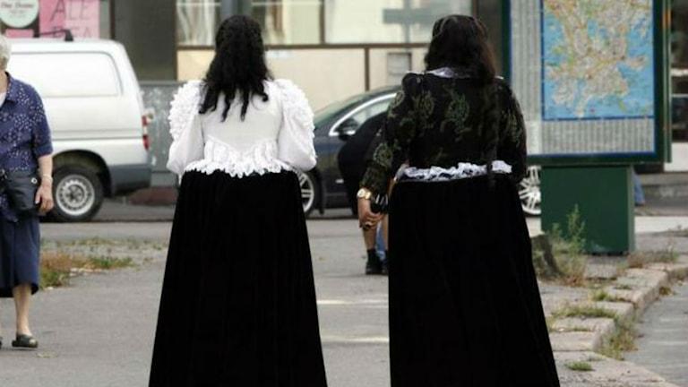 Romer diskrimineras på bostadsmarknaden enligt en ny rapport från Boverket. Foto: TT