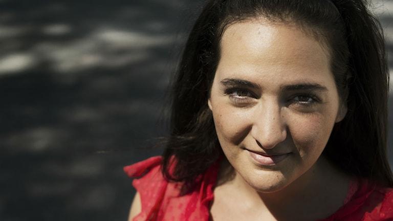 Susanne Güven, ordförande för Kurdiska riksförbundet. Foto: TT