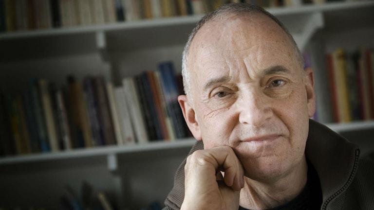 Lars Dencik, professor i socialpsykologi vid vid Roskilde universitet, Danmark. Foto: Malin Hoelstad/TT.