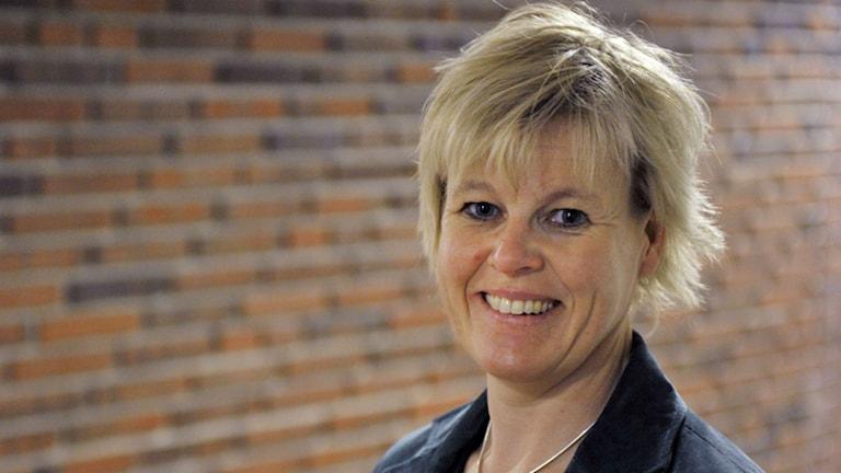 Ann-Cathrine Jungar, statsvetare. Foto: Södertörns högskola.