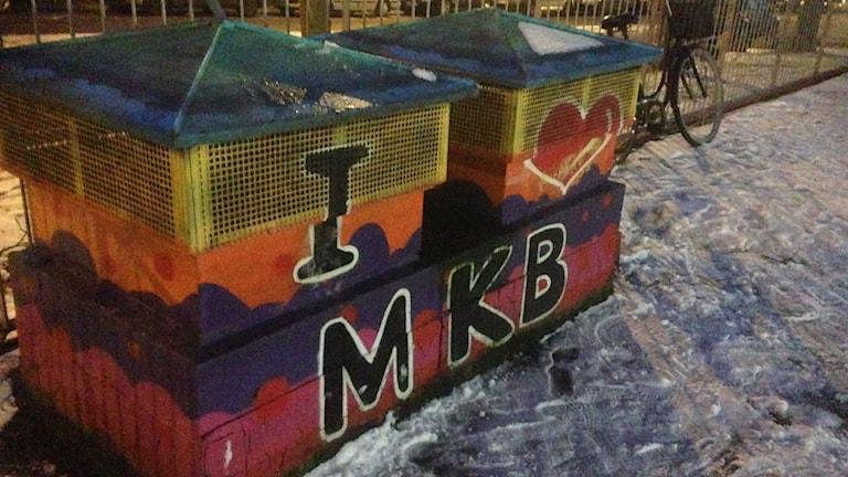 MKB äger flest hyresrätter i Malmö. Men hur bra är den på att tala med hyresgästerna? Foto: Loukas Christodoulou/Sveriges Radio