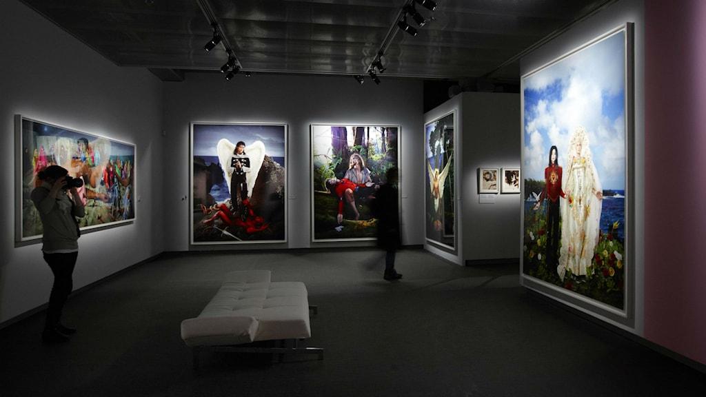 Fotografiska museet i Stockholm är ett av många nystartade museer som driva i privat regi. Foto: Fredrik Persson /TT