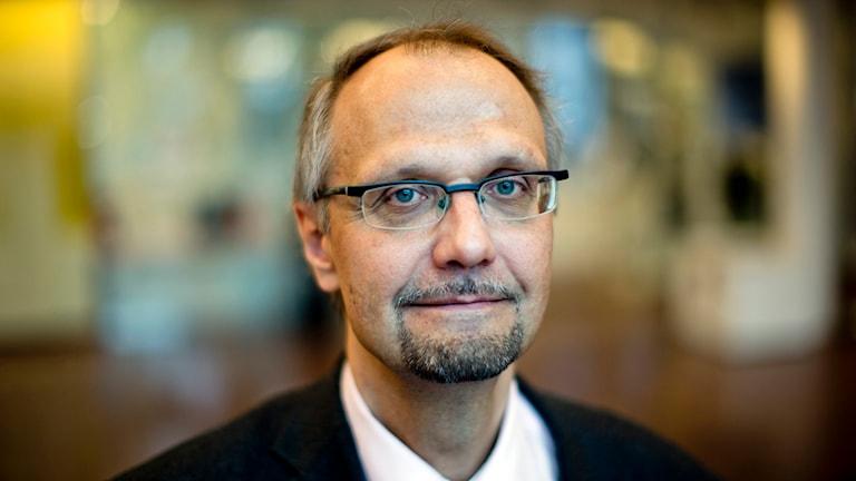 Ulf Bjereld, professor i statsvetenskap på Göteborgs Universitet. Foto: Adam Ihse/TT.