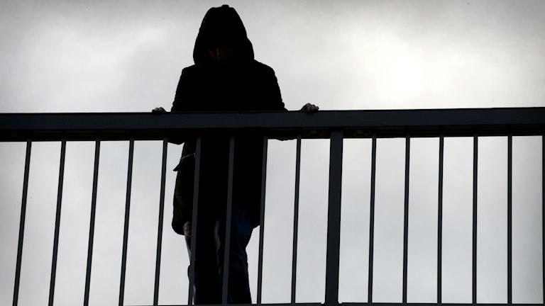 Det är svårt att motivera kvinnor som har blivit utsatta för trafficking att återvända till sina hemländer. Foto: Claudio Bresciani/TT