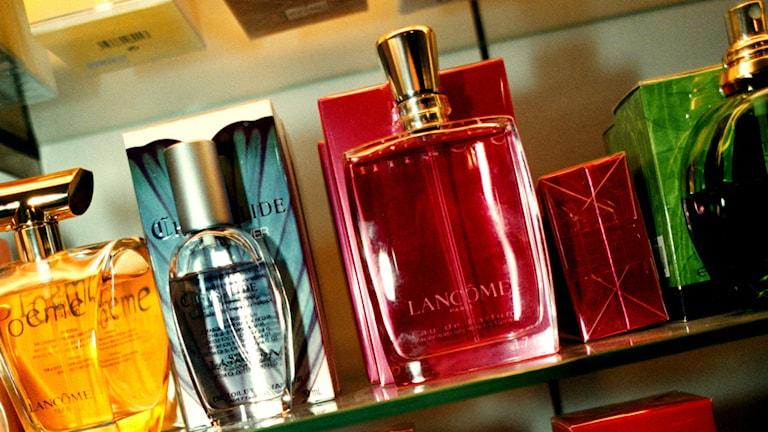 Parfymfria dagen ska få fler att välja parfymfria produkter. Foto: Daniel Roos/TT
