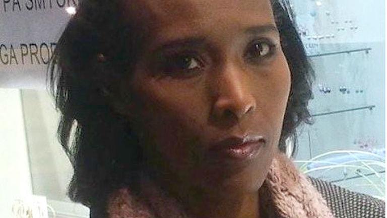 Mona Walter, föreläsare som konverterat från islam till kristendom. Foto: Fri Folkbildning.
