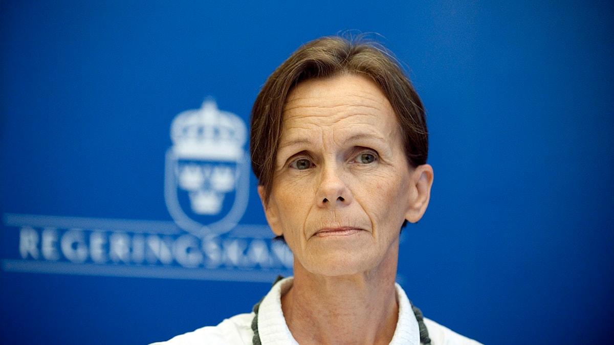 Agneta Broberg, DO. Foto: MAJA SUSLIN / TT