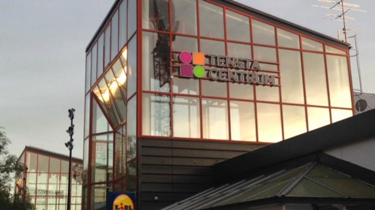 Tensta Centrum. Foto: Warsame Elmi / SR