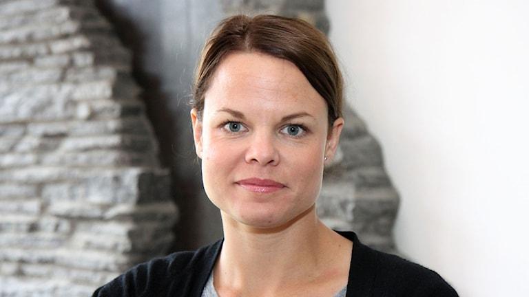 Sylvia Dahlén. Foto: Janne Mårdberg/Sveriges radio.