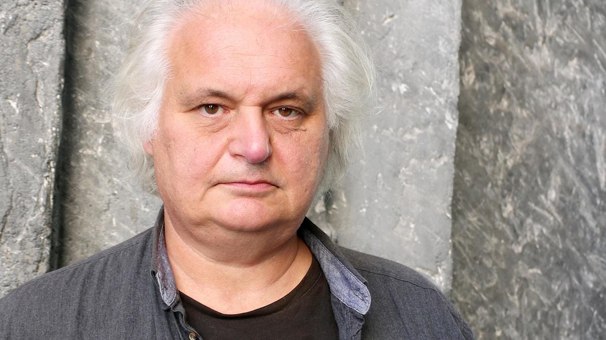 Göran Greider, chefredkatör Dalademokraten gästar Nordegren & Epstein i P1.
