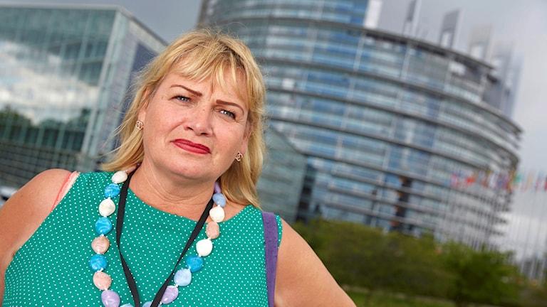 Feministiskt initiativ, eu-parlamentariker Soraya Post