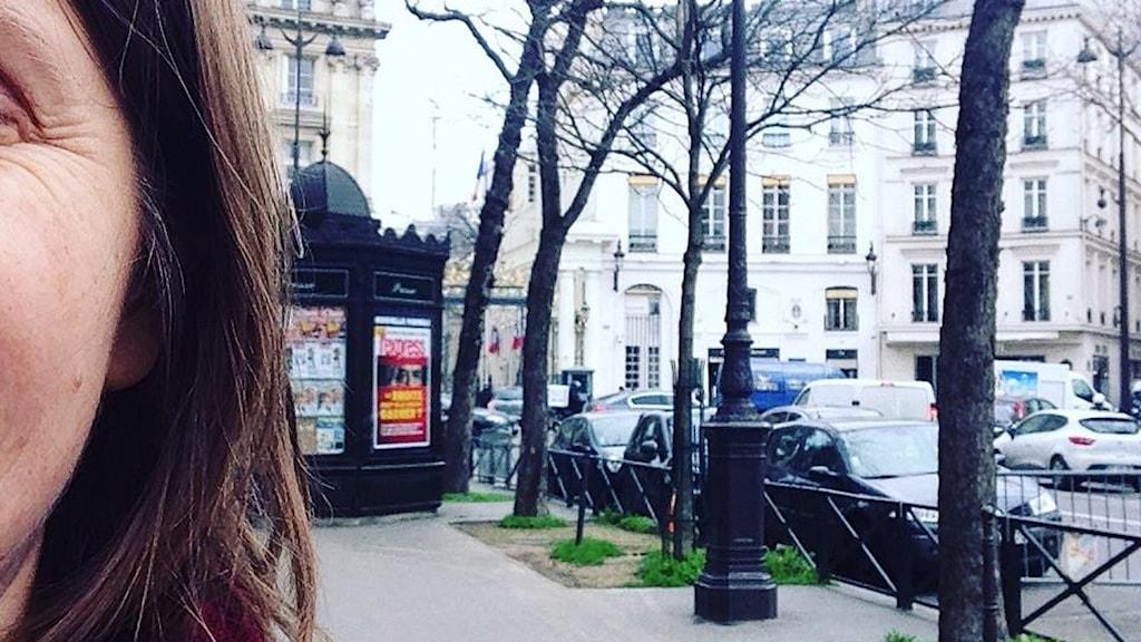 Louise Epstein i Frankrike
