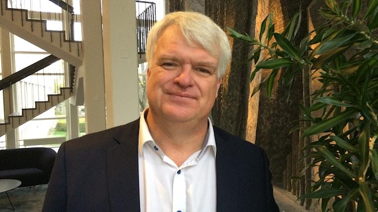 Centerpartiets valgeneral Michael Arthursson