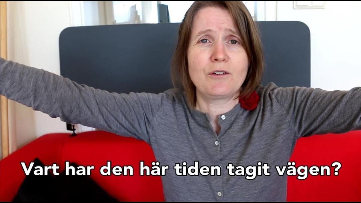 Louise Epstein - Sveriges Radio P1