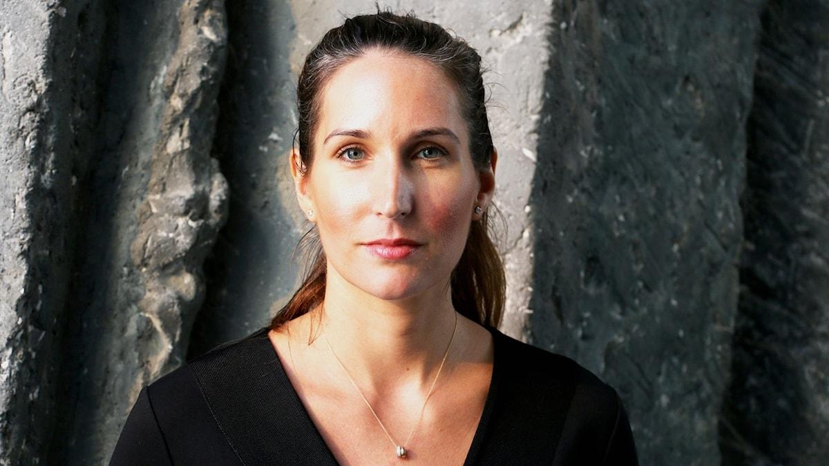 Natali Phalén, generalsekreterare för Institutet mot mutor gästar studion.