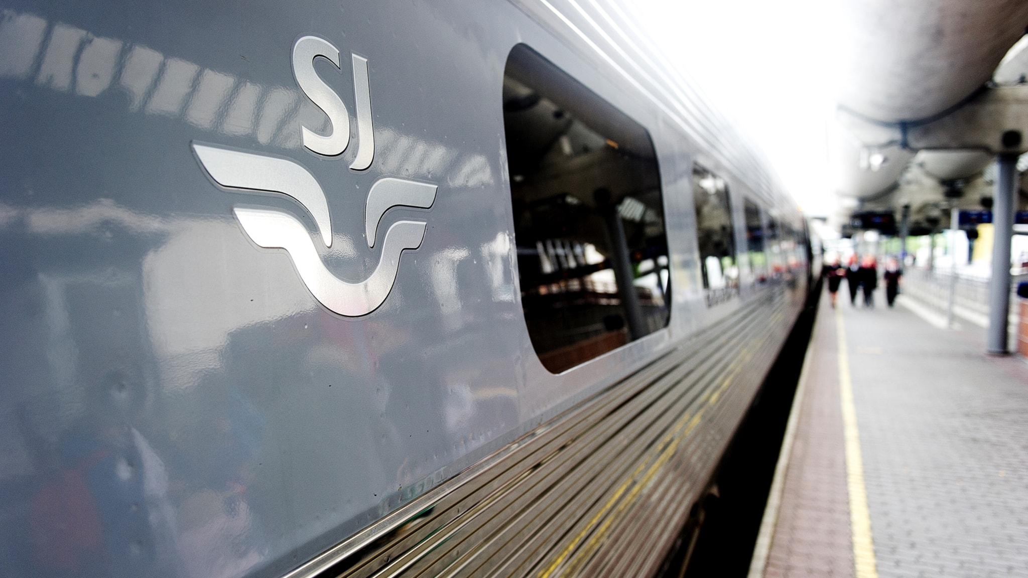 Nuvarande tåg i drift på linjen Stockholm-Oslo