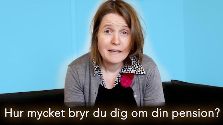 Är du spara eller slösa? Spara till pensionen eller leva här och nu? Ekonomijournalisten Birgitta Piper ger sina bästa råd för den som vill börja pensionsspara.